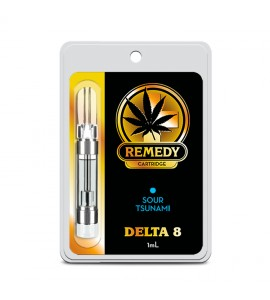 Remedy Delta 8 1ml  -  Sour Tsunami