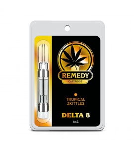 Remedy Delta 8 1ml  -  Tropical Zkittles